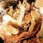 Liebespaar (1999, 70 x 100 cm)