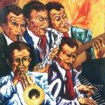 Jazz (2003, 110 x 130 cm)
