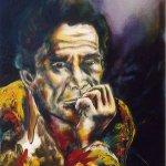 Pasolini (2004, 60 x 80 cm)